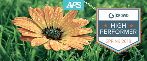 APS Named Spring 2018 Core HR High Performer by G2 Crowd