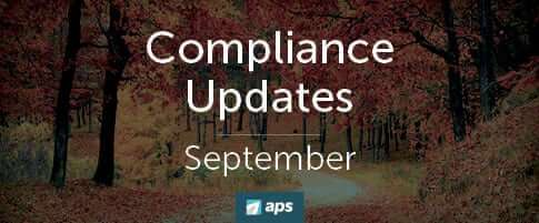 September compliance image