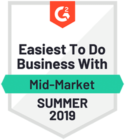 Easiest to Do Business With Mid-Market