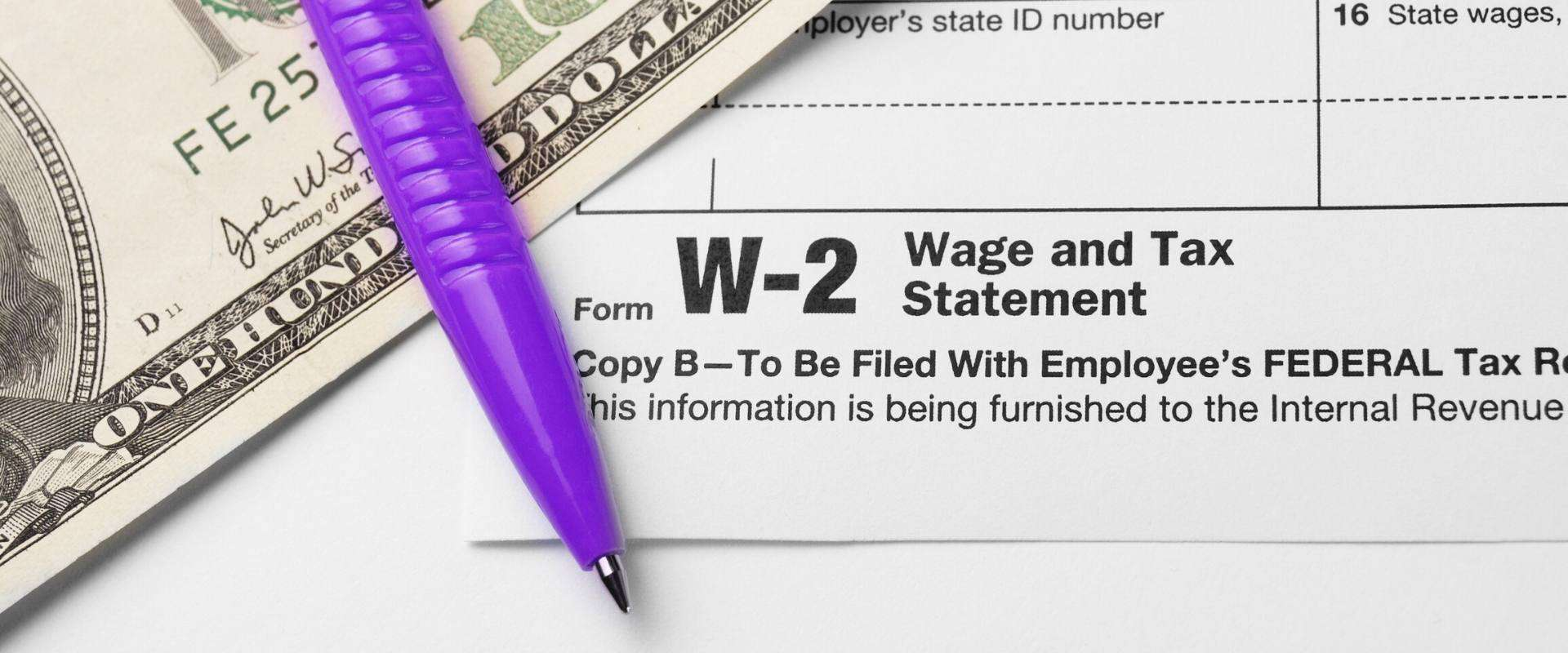 Why are W-2s and Final Pay Stubs Different?