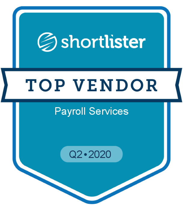 Shortlister Top Vendor - Payroll Services