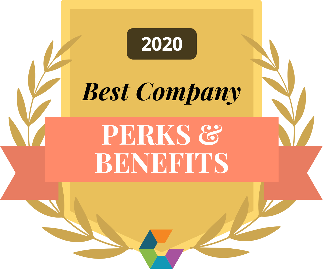 Best Perks and Benefits Badge