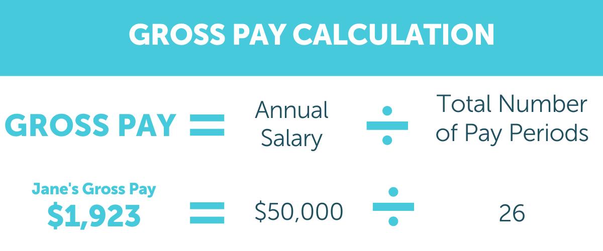 Gross Pay Calculation